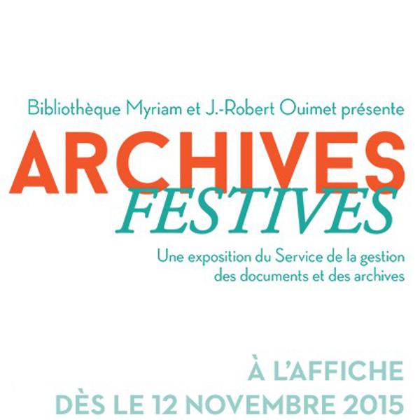 Archives festives