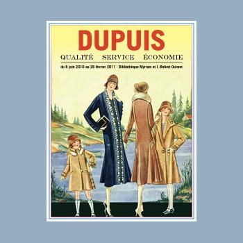 Dupuis Frères : qualité, service, économie