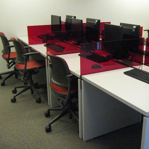 Nouvelle salle informatique
