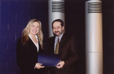Photo : Prix du meilleur cas RICG-2003