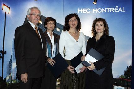 Photo : Prix du meilleur cas RICG-2005