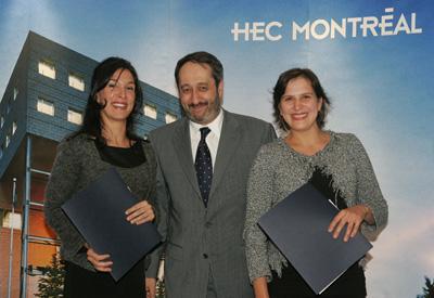 Photo : Prix du meilleur cas RICG-2006