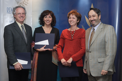 Photo : Prix du meilleur cas RICG-2007