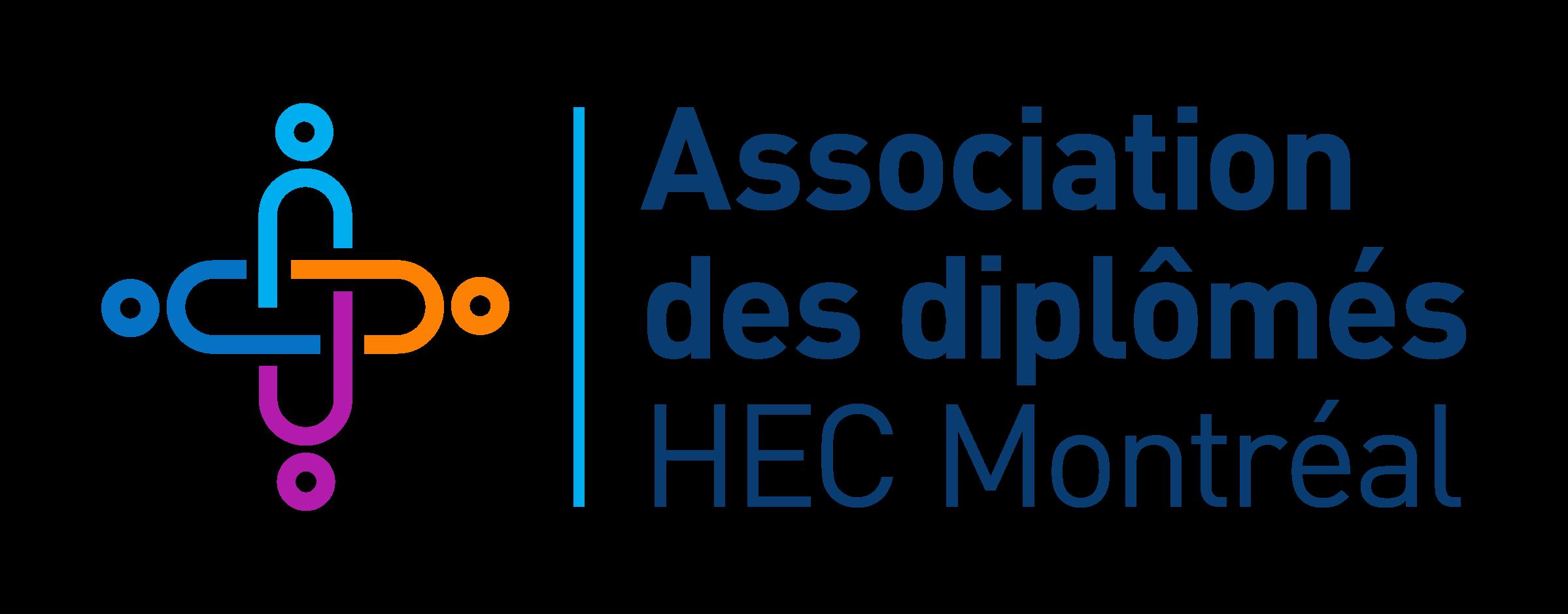 Logo - Association des diplômés de HEC Montréal
