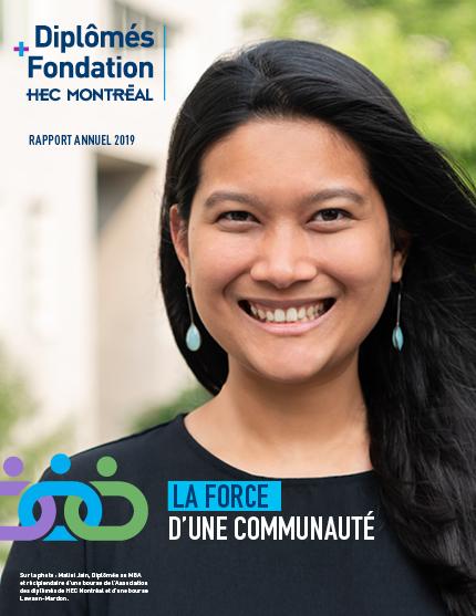 Rapport annuel 2019 de la Fondation HEC Montréal