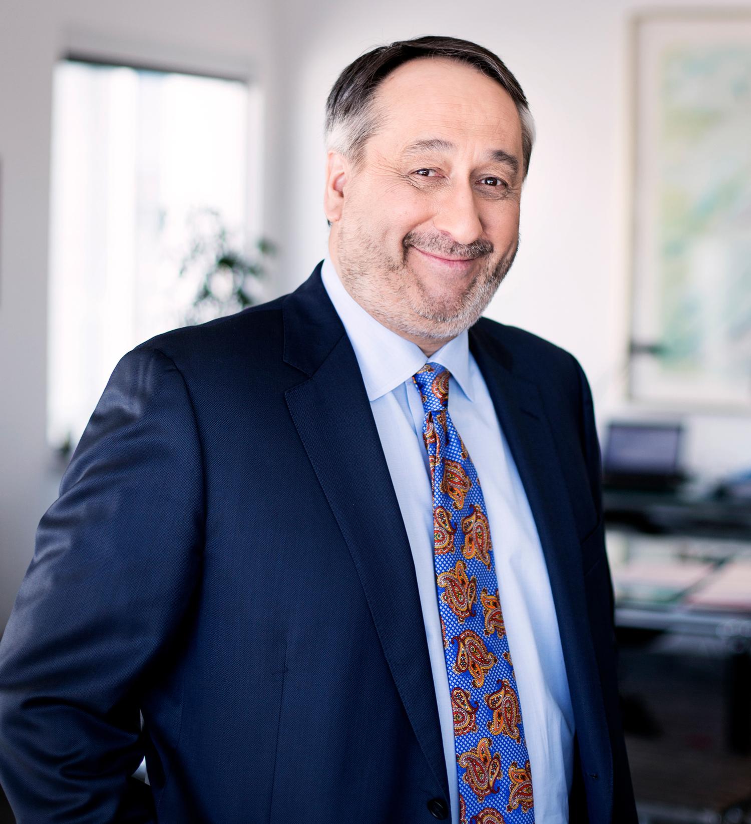 Michel Patry PDG Fondation HEC MTL