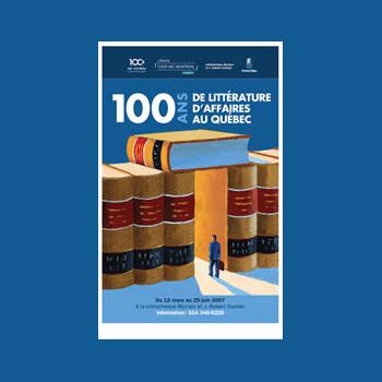 100 ans de littérature d'affaires au Québec