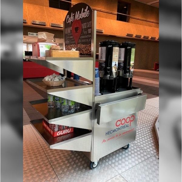 Café mobile