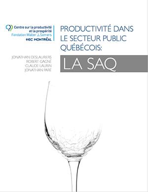 Étude du CPP: la productivité de la SAQ stagne depuis près de 30 ans