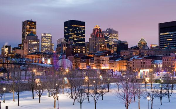 Montreal ville universitaire