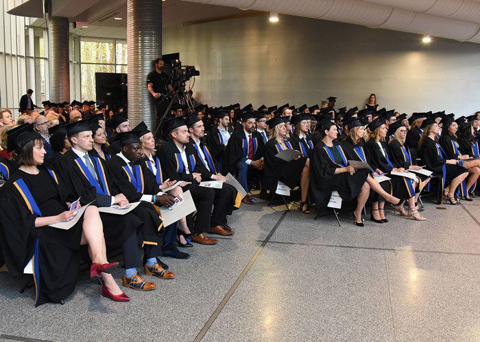 collation MBA et EMBA