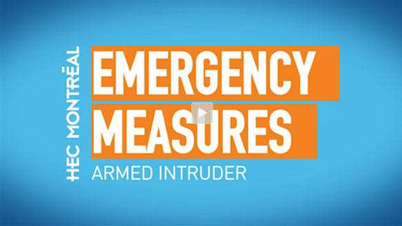 Training – Armed intruder